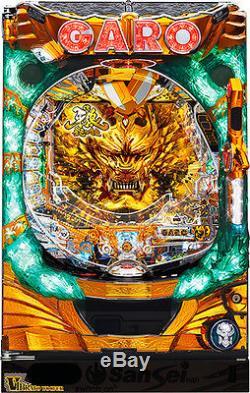GARO Lion Sansei Pachinko Machine Japanese Slot Pinball