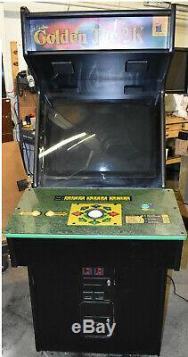 GOLDEN TEE 2K ARCADE MACHINE (Excellent Condition)