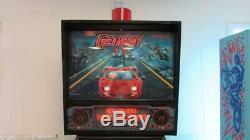 Getaway High Speed II Pinball Williams Arcade Machine. LED Kit Instal. Free Ship