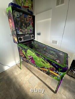 Ghostbusters Limited Edition Pinball Machine