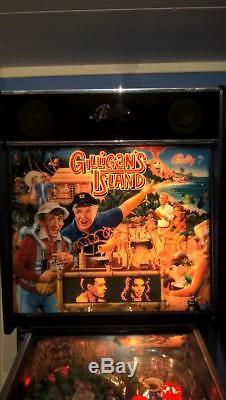 Giligans Island pinball machine
