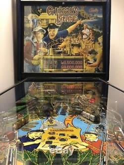 Gilligans Island Pinball Midway. Refurbished