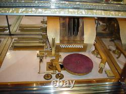 Gorgeous Rare & Exclusif jukebox Goliath 78 rpm / 1948. NO WURLITZER