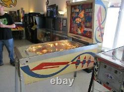 Gottlieb Jumping Jack pinball machine