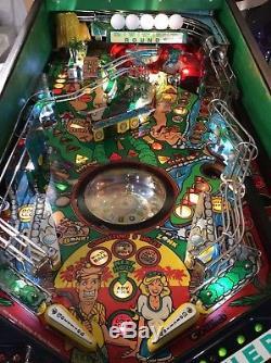 Gottlieb Tee'd Off Pinball Machine