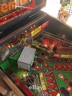 Gottlieb World Challenge Soccer Pinball Machine