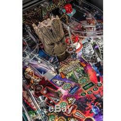 Guardians Of The Galaxy Pinball Machine By Stern BRAND NEW