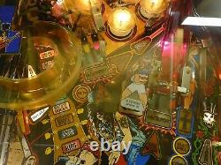 Guns N Roses Pinball Machine Rock Memorabilia- Stunning Warrantied