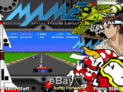 HyperSpin MAME Game 16TB INTERNAL HDD Pinball Gaming Cabinet x-arcade machine