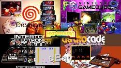 Hyperspin Mame Game 16tb Internal Hdd Pinball Gaming Cabinet