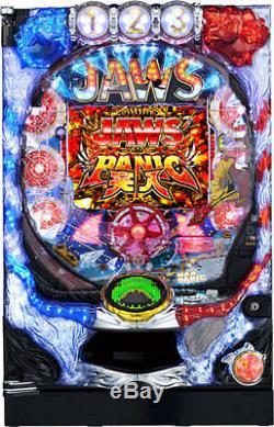 JAWS Its a Shark Panic Pachinko Machine Japanese BRUCE Movie Slot Pinball