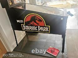 Jurassic Park Data East Pinball Machine