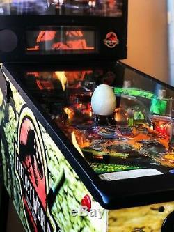 Jurassic Park The Lost World Pinball Machine (Sega, 1997)