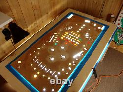 KISS Pinball Machine Playfield Overlay UV PRINTED Clear Inserts DIE CUT