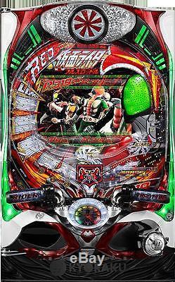 Kamen Rider Full Throttle Pachinko Machine Japanese Slot Ball Motorcycle Pinball