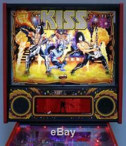 Kiss LE Pinball Stern Arcade Machine. Nice. Free Ship Floor Model Showroom. Rare