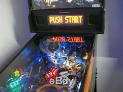 LOST IN SPACE pinball machine SEGA