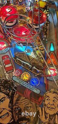 Lethal Weapon 3 Pinball Machine Fully Working