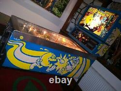 MR & MRS PAC-MAN' Bally pinball machine