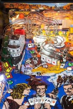 Maverick Pinball Machine