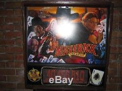 Maverick Pinball Machine Data East