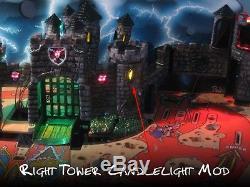 Medieval Madness Castle 2.0 DIY 5-Mod Kit Fits regular MM + MMr