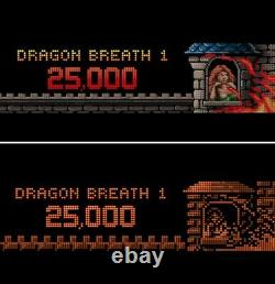 Medieval Madness Pinball Remake Color Display DMD Upgrade Pinball Machine Arcade