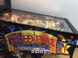 Medieval Madness Pinball (remake) Ltd Edition (black)