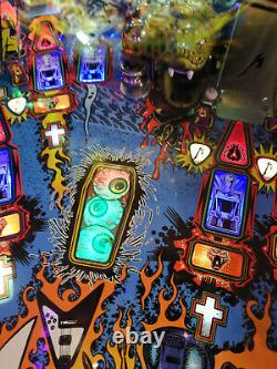 Metallica Pro Pinball Heavily Modded Home Use Only