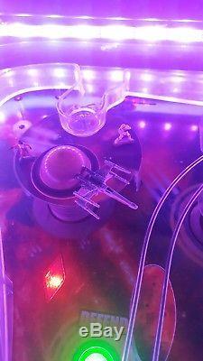 MightyMast Star Galaxy Pinball Machine CUSTOMIZED REDUCED