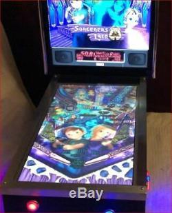 Mini Virtual Pinball Machine
