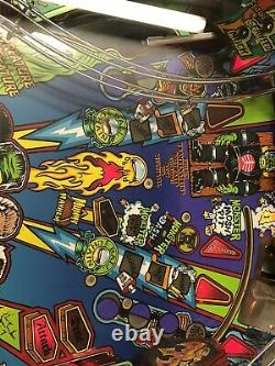 Monster Bash Pinball (Williams Original)