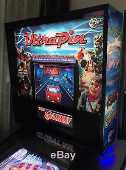 Multipin ULTRAPIN ULTRA Upgraded VISUAL PINBALL GAME AFM BBB CC Addams pinballfx