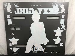 NEW Bally Playboy Arkon Automaten Sexy Girl Pinball Machine Backglass