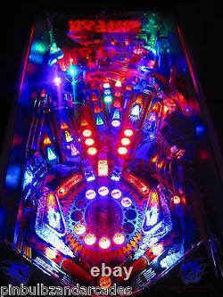 No Fear Complete LED Lighting Kit custom SUPER BRIGHT PINBALL LED KIT