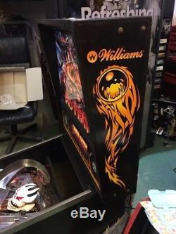 No Fear Pinball Machine / Williams Table / A Classic Game