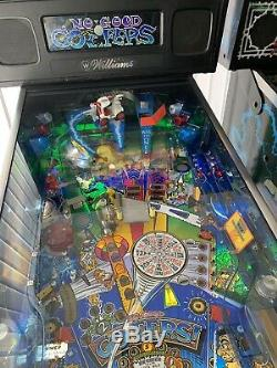 No Good Gofers Pinball Machine Possible Swap Considered