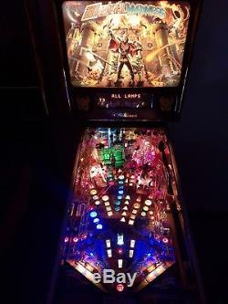 Original Medieval Madness Pinball 1997