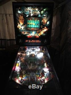 Original Star Trek Pinball Machine Data East 1991