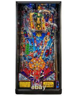 PLAY FIELD NOS Stern Spiderman Spider Man Vault Playfield Pinball Machine