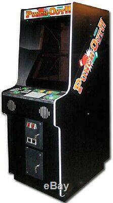 PUNCH-OUT ARCADE MACHINE by NINTENDO 1984 (Excellent Condition) RARE