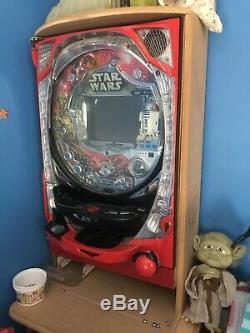 Pachinko Machine Star Wars Japanese