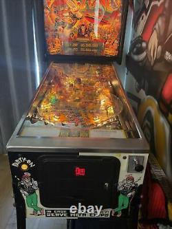 Party Zone Pinball Machine