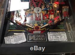 Pinball. 1991 25th Anniversary STAR TREK, VERY RARE LTD EDITION