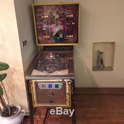 Pinball 8 ball deluxe (Bally)