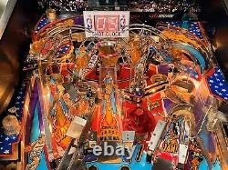 Pinball BALLY NBA FastBreak 1997 Flipper BestLowPriceWorld Super Condition