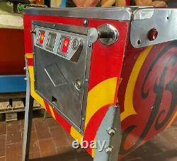 Pinball BALLY PlayBoy 1978 Flipper Play Boy Never Restorer 100% Working