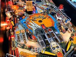 Pinball BALLY The Addams Family 1992 New LEd Display BestLowPriceWorld Flipper