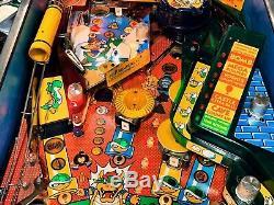 Pinball Gottlieb Super Mario Bros 1992 Flipper 100% Working Cond. Express Shippi
