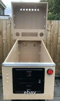 Pinball Machine Cabinet Virtual Pinball Arcade Mame Game Machine